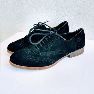 Sole Society Oxford Shoes Size 8.5